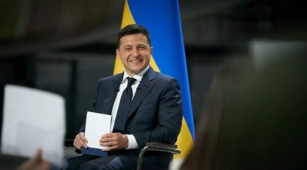 Зеленский обсудил с главой ОБСЕ ситуацию в Донбассе
