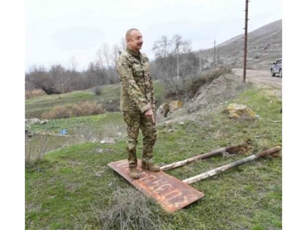 Кто сорвал в Карабахе бессрочное перемирие?
