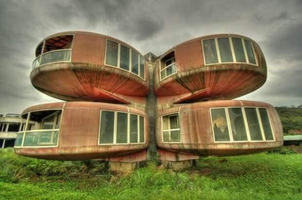 14 самых невероятных домов мира, в которых реально живут люди