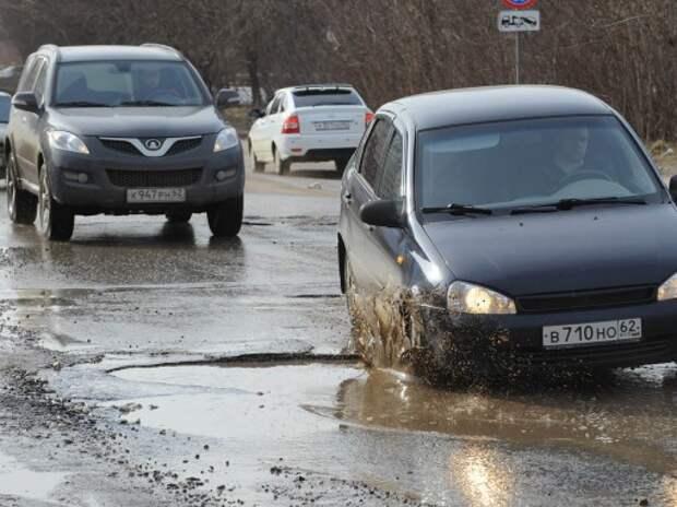 Минтрансу РФ не хватило денег на развитие региональных дорог