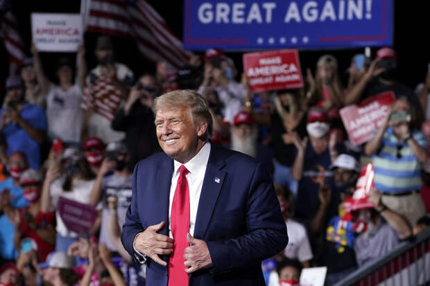 Запуганное большинство: есть ли шанс на победу у Дональда Трампа?