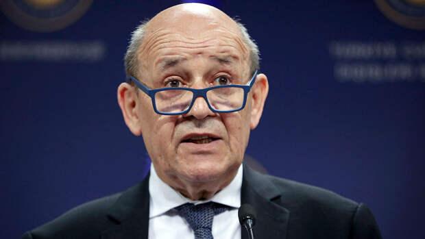 Франция ждет от РФ сигналов к деэскалации на Украине