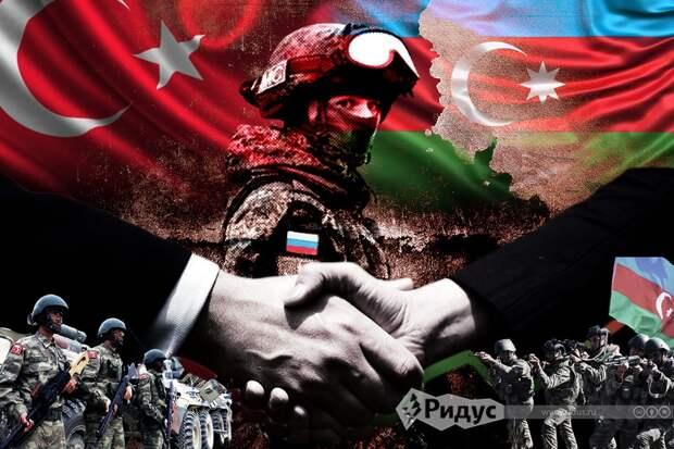 «Тюркская сила»: как Турция привязала к себе Азербайджан