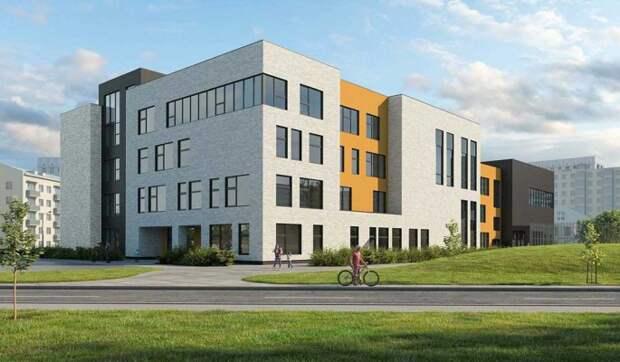 Учебный корпус для гимназии № 1518 построят в Останкинском районе до конца 2021 года