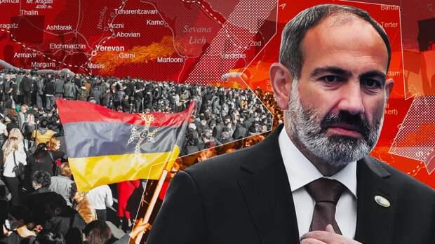 Пашинян заявил о продолжении переговоров с Баку о ситуации на границе двух стран