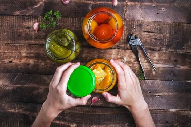 Подборка маринадов для консервирования овощей