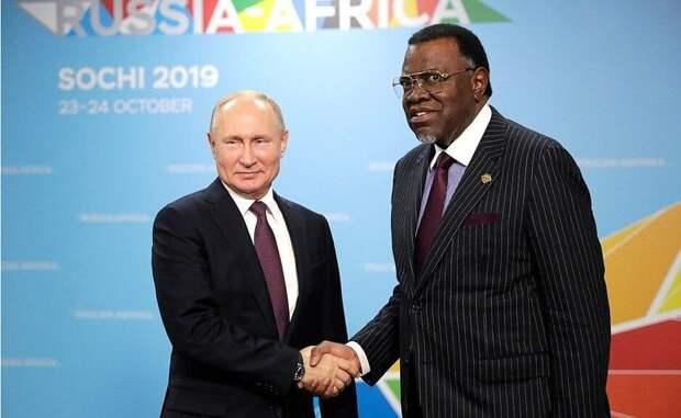 Почему Путин списал долги разным странам