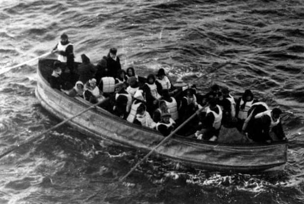 """Реальная история с """"Титаника"""" Когда любовь сильнее смерти"""
