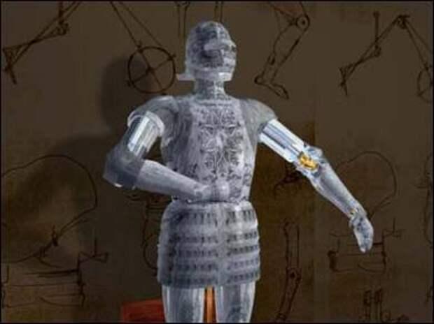 Железный робот Ивана Грозного