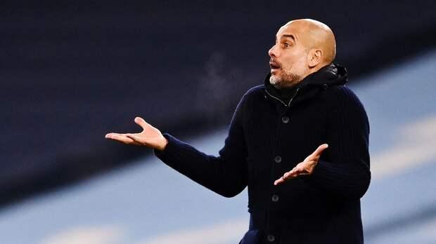 Гвардиола: «У «Боруссии» М достаточно козырей, чтобы наказать «Манчестер Сити»