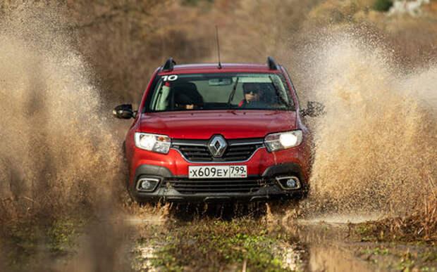 Кросс-седан Renault Logan Stepway: в поисках оптимальной комплектации