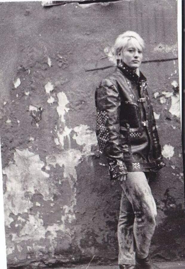 Эстонские девушки-панки, 1980-е