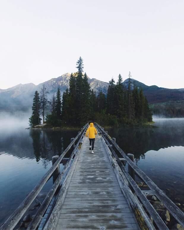 Марсел Леш любезно делится фотографиями из собственных путешествий