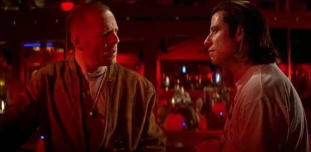 Брюс Уиллис и Джон Траволта сыграют в боевике «Райский город»