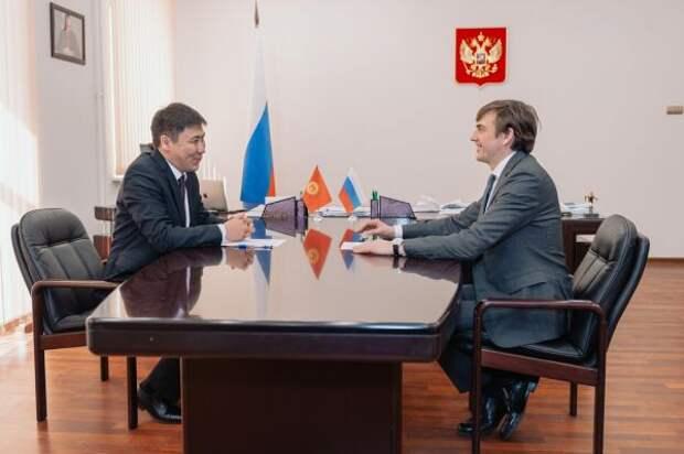 Россия построит школы вКиргизии