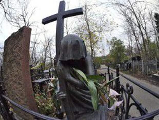 Новость на Newsland: В России предложили разрешить частные кладбища