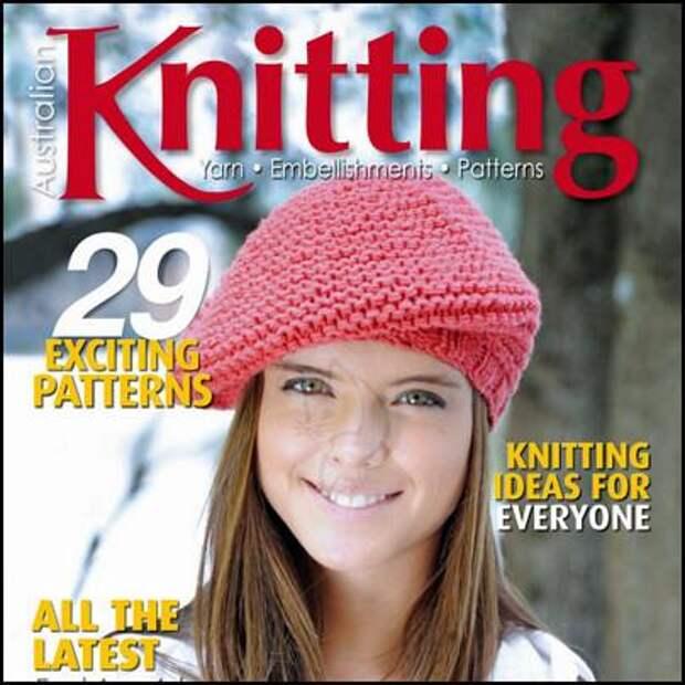 Australian Knitting Vol.13 No.1 2021