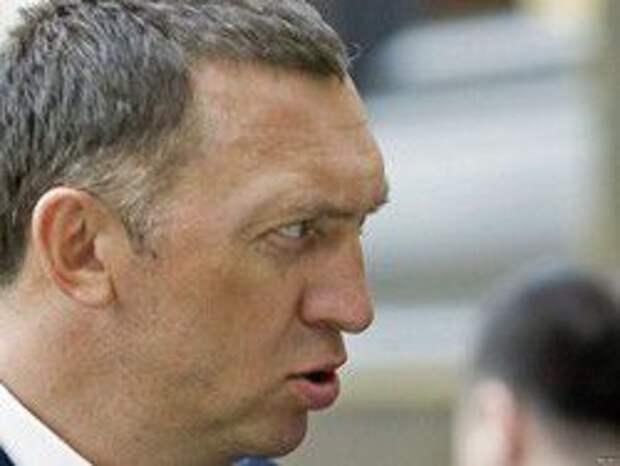 Новость на Newsland: Как Дерипаска предает Россию