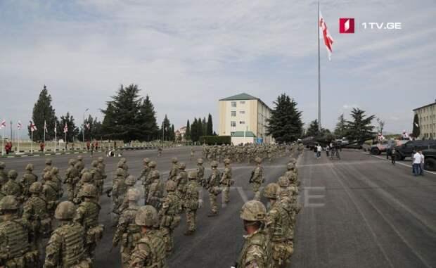 Грузия и НАТО начали совместные учения