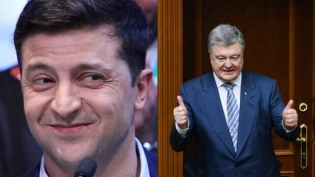 Попытки отправить Порошенко в тюрьму приведет к тому, что экс-глава сам посадит Зеленского