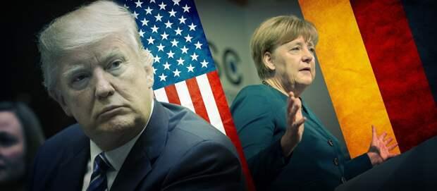 Берлин в Сирии пошел против США
