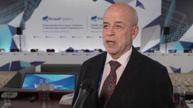 Виталий Наумкин о новой архитектуре безопасности на Ближнем Востоке