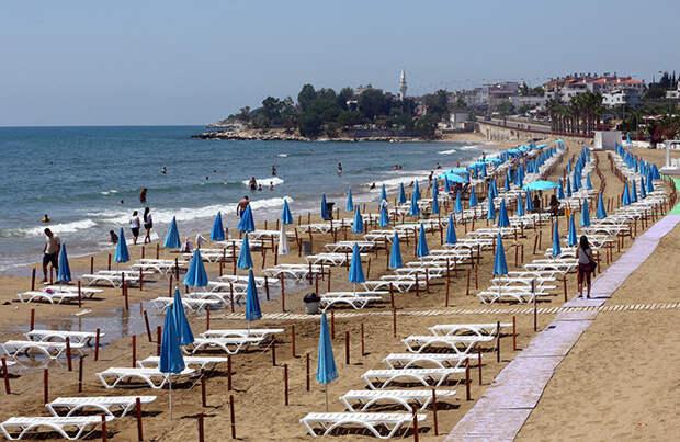 Сумма оплаченных россиянами путевок в Турцию увеличилась на 30 млрд рублей