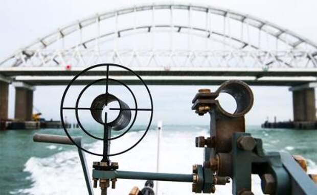 Керченский пролив готовится к наплыву диверсантов