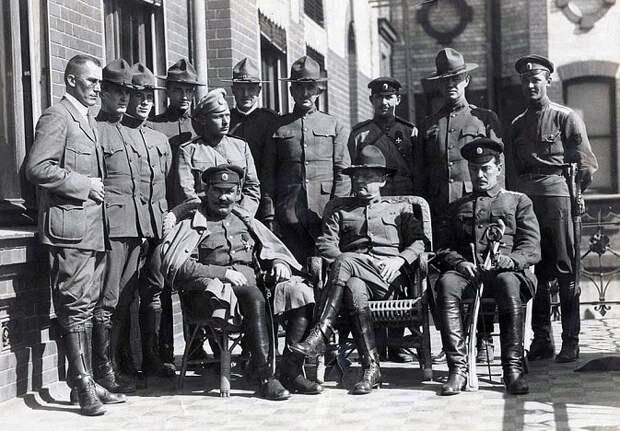 Почему Англия, Франция и Америка не хотели победы Белой армии