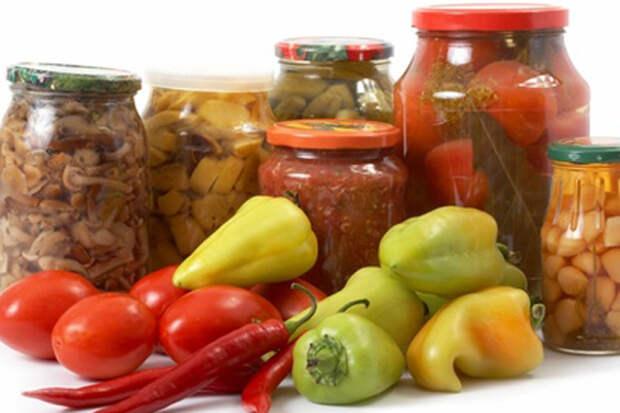 """Консервирование овощей """" Сайт супы и салаты, рецепты, фоторецепты, блюда из мяса, блюда из рыбы, блюда из овощей, выпечка, торты"""