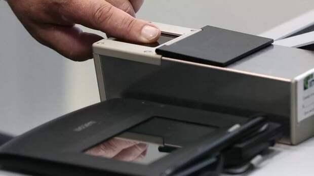 В Госдуме вводится биометрическая регистрация депутатов