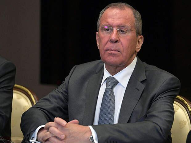 Лавров: Россия вышлет 10 дипломатов США в ответ на санкции