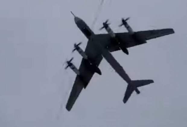 Американцы восхитились звуком пролетающего над головой Ту-95МС