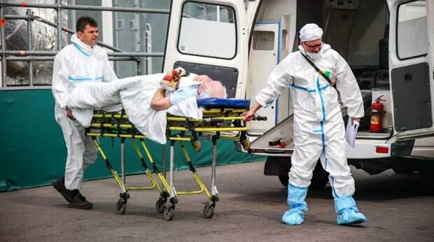 Свежая статистика по коронавирусу в России на 13 мая
