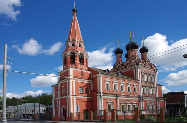 Старинные церкви Таганки превратились в «мемори»