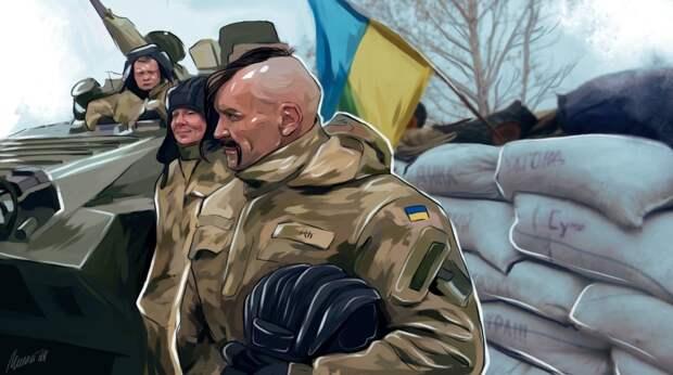 Экс-командующий силами АТО Михаил Забродский рассказал, кто деморализует бойцов ВСУ