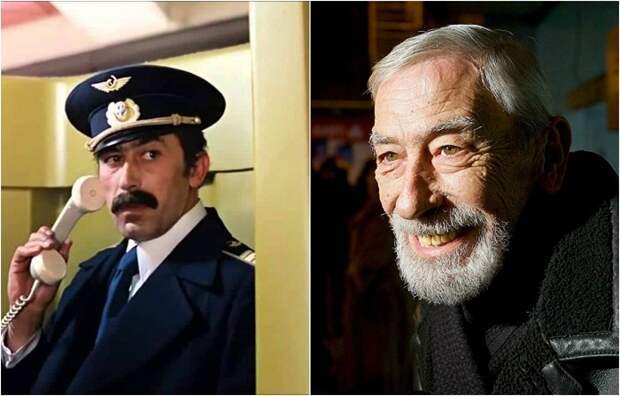 Талантливый грузинский киноактер исполнил в фильме главную роль-летчика по прозвищу «Мимино».