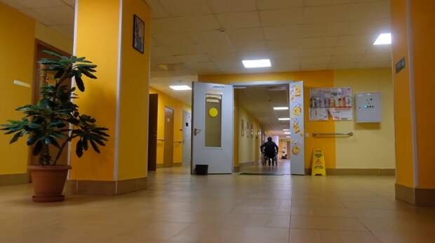 Холл 1-го отделения.