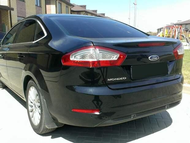 Ford Mondeo лучший авто при бюджете в 700 000 рублей.