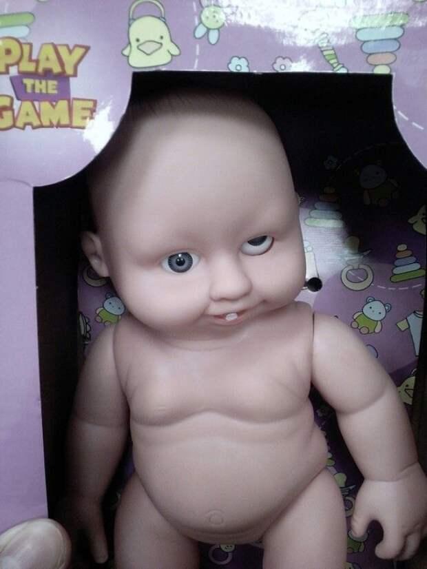 Детские игрушки из Китая, которые могут нарушить психику вашего ребенка