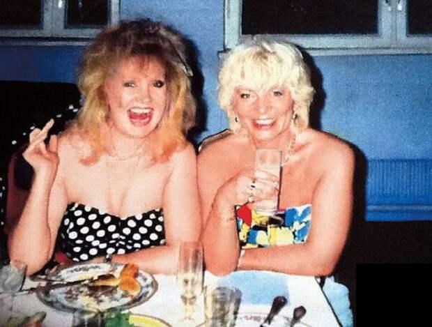 АБП, отдых, шницель, подруга, 1990-е