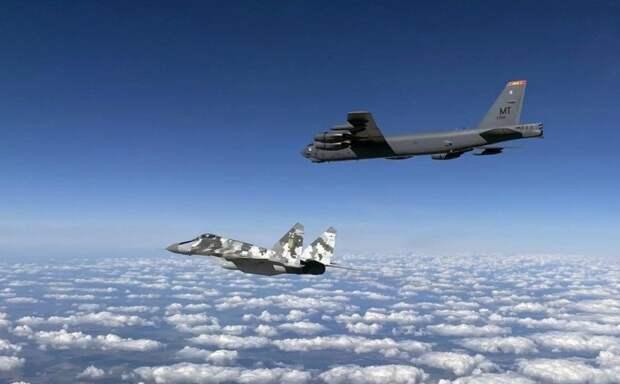 Юрий Селиванов: Бэкграунд военно-воздушной провокации