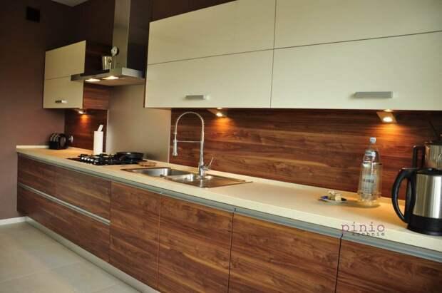 Встроенные кухни проекты