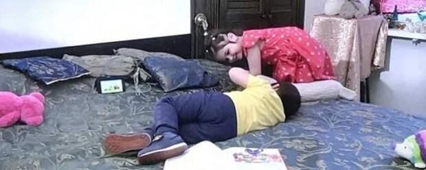 Актриса Мария Порошина показала своего пятого ребенка