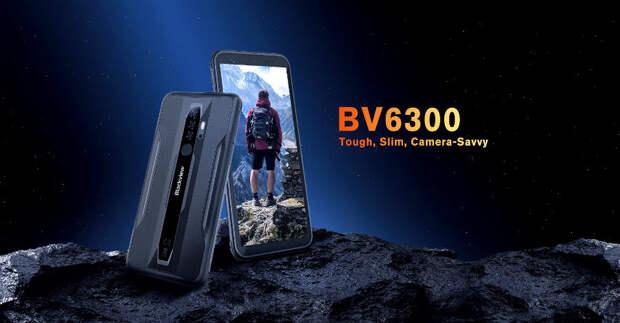 Новый смартфон Blackview поступит в продажу на следующей неделе
