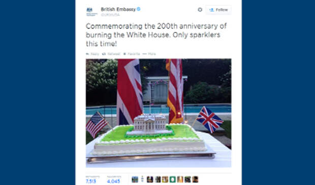 Британских дипломатов научили пользоваться Twitter почти за £ 100 тысяч