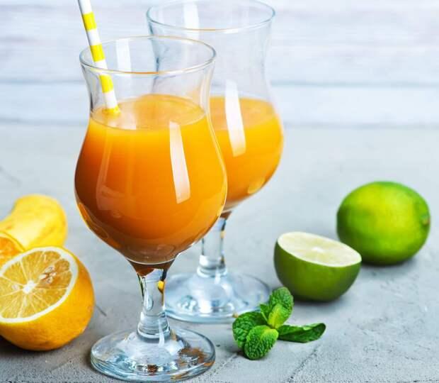 5 напитков, от которых растет вес