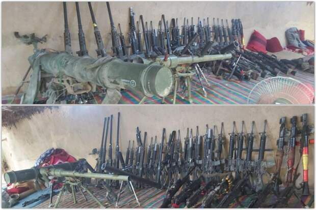 Наступление Талибана в провинции Баглан