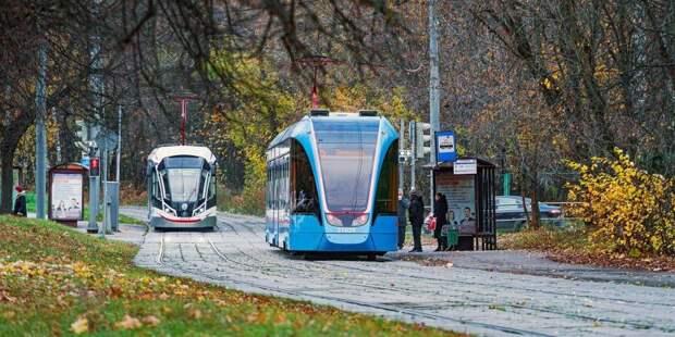 Коптевские трамваи вернутся на маршруты в июне