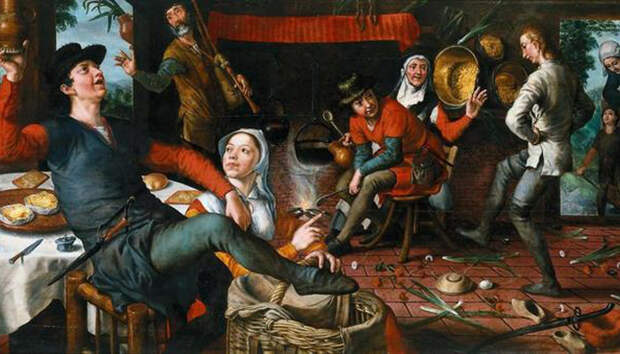 Почему в Рязани грибы с глазами, и какие яйца мешают плохим танцорам: Пословицы из глубины веков